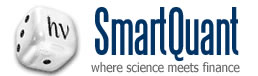 SmartQuant - where science meets finance. Advanced automated trading software for quant research, hedge funds, banks and institutional algorithmic trading groups